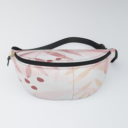 Delicate Branches Fanny Pack