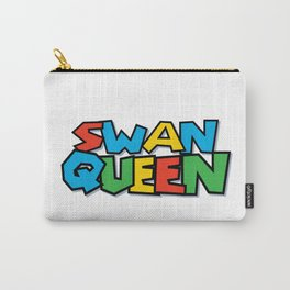 SWAN QUEEN TIME!!! Carry-All Pouch