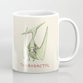 Tearodactyl Coffee Mug