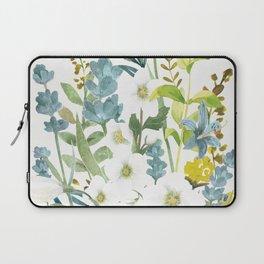 Wildflowers VI Laptop Sleeve