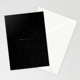 Perseid Meteor Stationery Cards