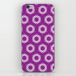 Abstract Stars Pattern iPhone Skin