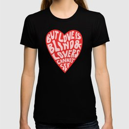 LOVERS CANNOT SEE T-shirt