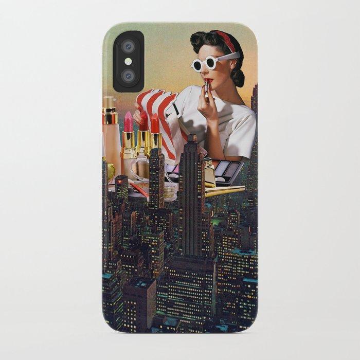 Urban Camouflage iPhone Case