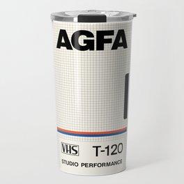 AGFA VHS Travel Mug