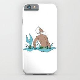 Majestic Mer Man 11 iPhone Case
