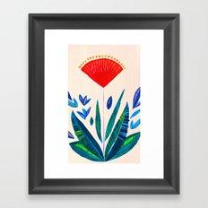 Mandragola Framed Art Print