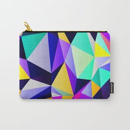 Geometric No. 12 Carry-All Pouch