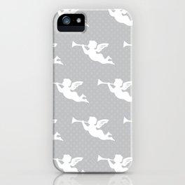 Christmas Angel #1 iPhone Case