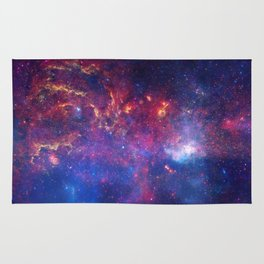 Center of the Milky Way Rug