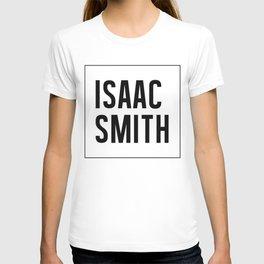 ISAAC SMITH MUSIC T-shirt