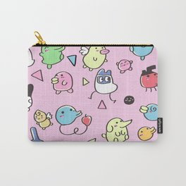 Tamagotchis Carry-All Pouch