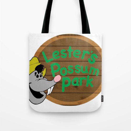 Who's your favorite possum? Tote Bag