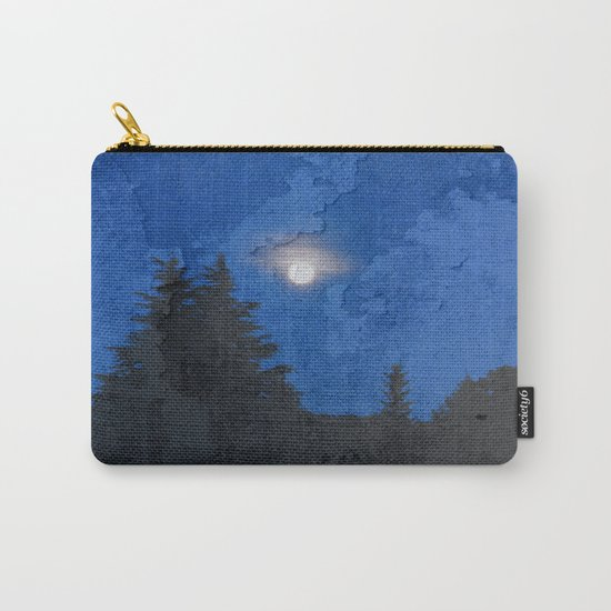 Fullmoon Carry-All Pouch