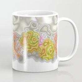Topography Stripe 2 Coffee Mug