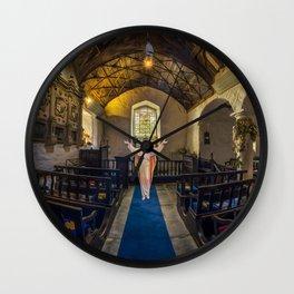The Resurrection Of Jesus Wall Clock
