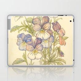 "Charles Rennie Mackintosh ""Flowers & Plants"" (3) Laptop & iPad Skin"