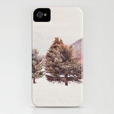 SOLITUDE  iPhone (4, 4s) Slim Case