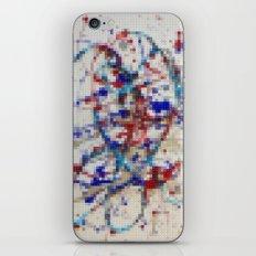 Lego: Jackson Pollock 2 iPhone & iPod Skin