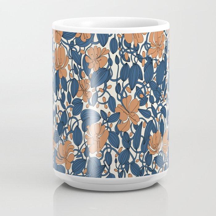 Floral Garden Coffee Mug