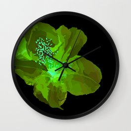 State Flower Series-WV Wall Clock
