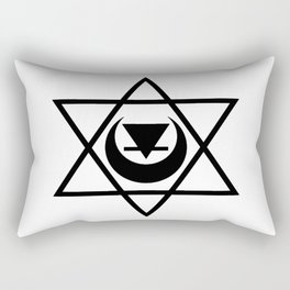 Oldies •Witch Cult• Rectangular Pillow