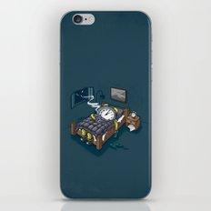 Sleep Modus iPhone & iPod Skin