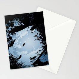 Svartur Sjor Stationery Cards