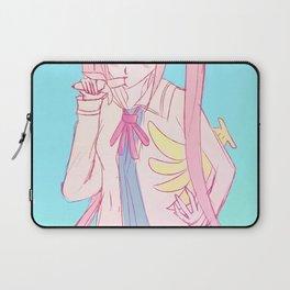 banana loving girl anime Laptop Sleeve