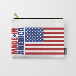 Made in America Carry-All Pouch