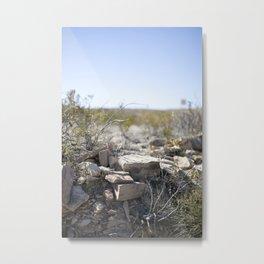 Terlingua Texas I Metal Print