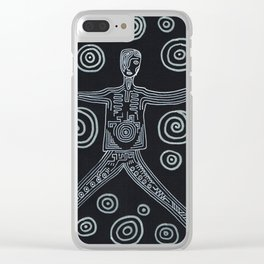lets dance Clear iPhone Case