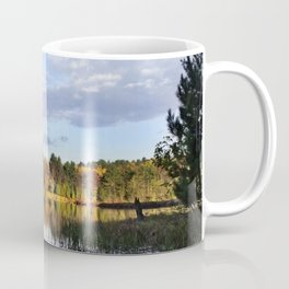 First Light Sunrise Landscape Coffee Mug