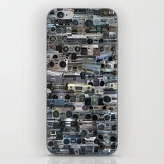 BOOMBOXES iPhone & iPod Skin