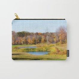 Fall at the Ponds Carry-All Pouch
