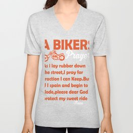 Bikers Unisex V-Neck