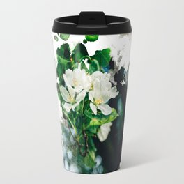 Apple Blossoms Return Travel Mug