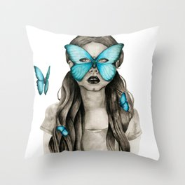 Become One Throw Pillow