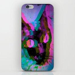 siamese dreams iPhone Skin