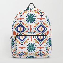 Moroccan Tiles Backpack