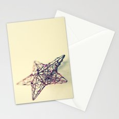 Vintage Star Stationery Cards