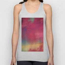 Pink Skies 1 Unisex Tank Top