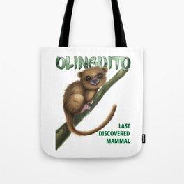 Mammal Tote Bag