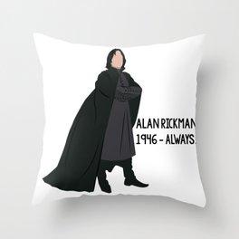 Alan Rickman Throw Pillows For Any Room Or Decor Style Society6