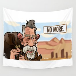 No More Wall Tapestry