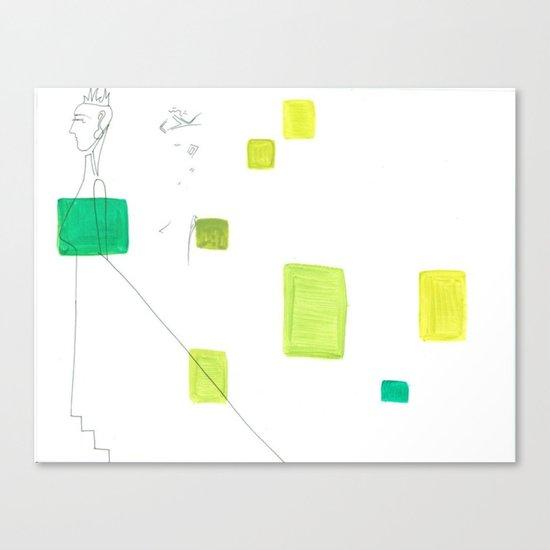 paper_5 Canvas Print