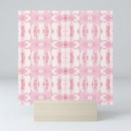 Tie Dye Roses Mini Art Print