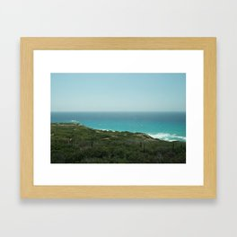 BEACH DAYS 43 Framed Art Print