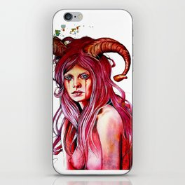 The Aries iPhone Skin