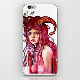 The Aries iPhone Skin